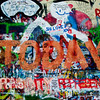 "Lennon Wall (Day 197)  Best viewed real large (X3).  To get back to the shot of the day, click <a href=""http://www.nawset.com/Shot-A-Day/Shot-A-Day-2009/7032225_oFapa#610332164_CdpJs"">here</a>.   (2009-07-20 8:55am)"