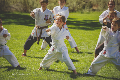 98/100 - Karate Girl