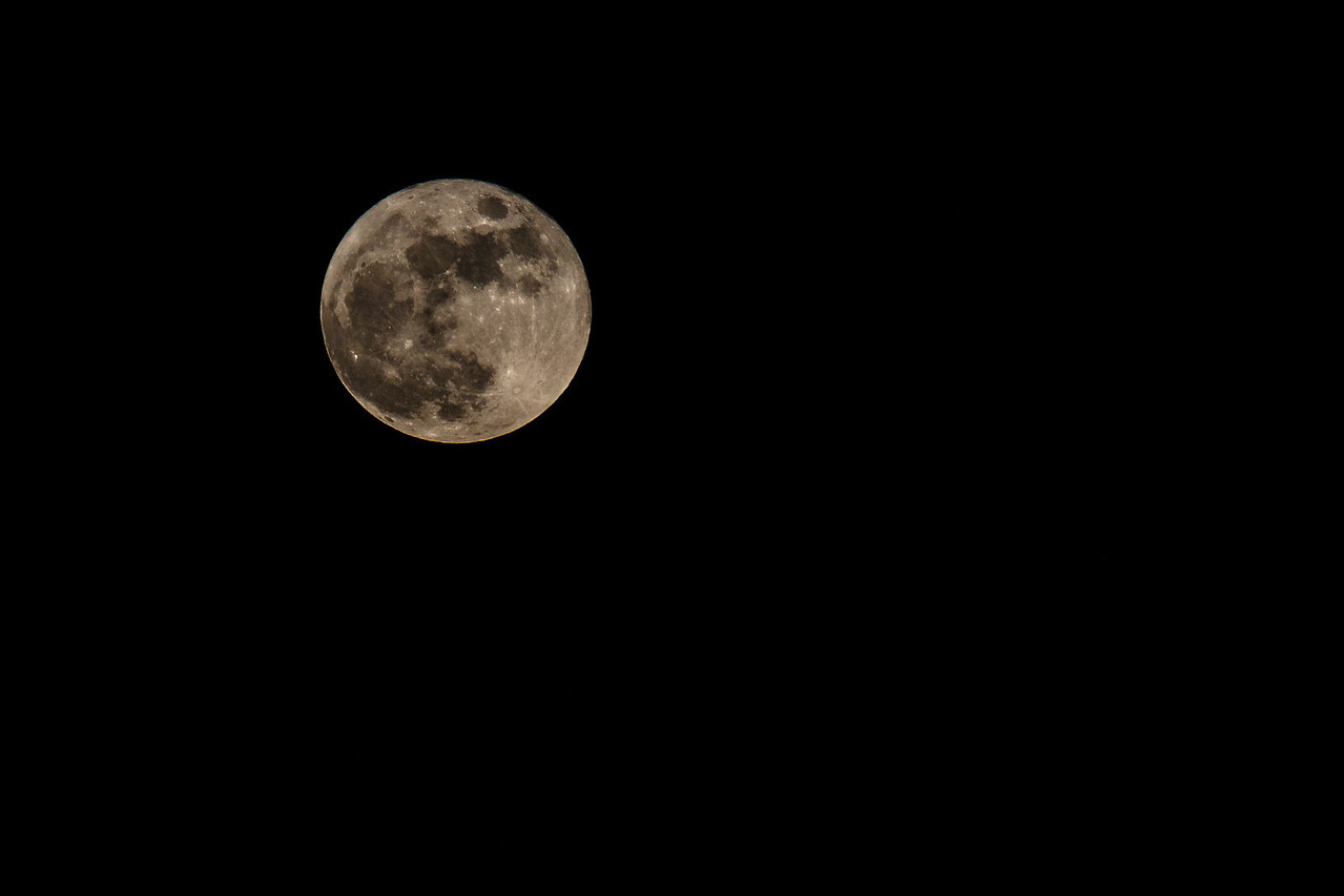 Just 1.27 Light Seconds Away<br /> <br /> Full Moon from Miami