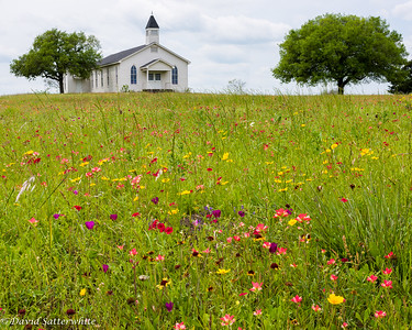 Church, Ceapside, TX