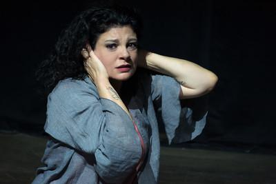 Greek Actress Portrait