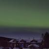 Aurora over Ruka