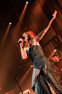 Axelle Red @ Het Depot, Accreditation by FrontView Magazine