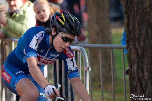 Cx Elite Women, Belgian Championship 2015-2016