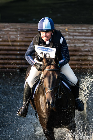 Sarah ARROWSMITH (GBR), BROTHER BERTIE (19)