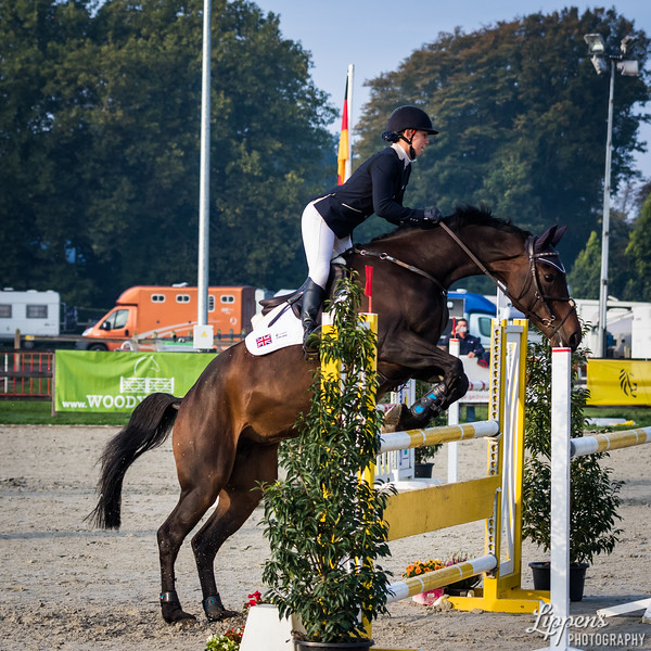 Francesca REID-WARRILOW (GBR), MY SQUIRE DE REVE (261)