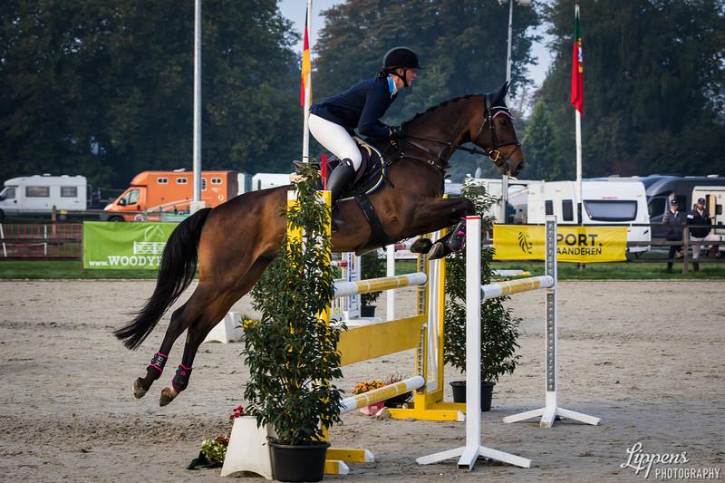 Hanna BERG (SWE), JAGULAR POOH (252)