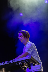 Goose @ Cactus Festival, Accrediitation by Frontview Magazine