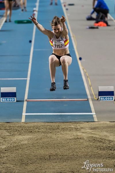 Jolien Leemans, Long Jump Women