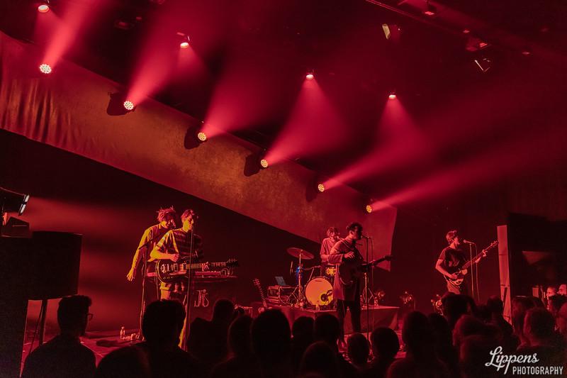 Jaguar Jaguar @ Cactus Muziekcentrum Brugge, Accreditation by FrontView Magazine