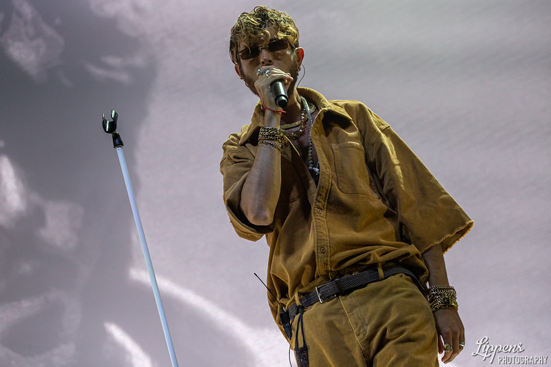 Oscar and The Wolf @ Cactus Festival, Accrediitation by Frontview Magazine