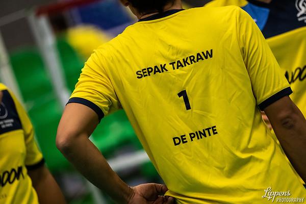 Sepak Takraw Belgium Open 2019