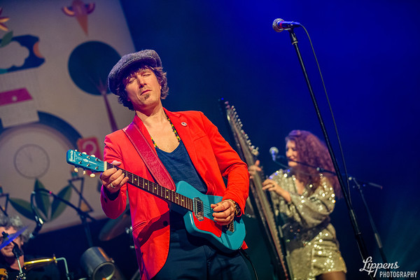 11/28/2019 Antwerpen  - Stef Kamil Carlens @ De Roma - Photo: Chris Lippens