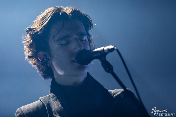 Tamino @ Ancienne Belgique, Accreditation by FrontView Magazine