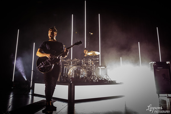 11/26/2019 Brussels  - White Lies @ Koninklijk Circus - Photo: Chris Lippens