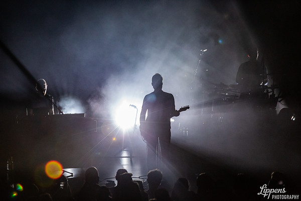 11/26/2019 Brussels  - White Lies @ Koninklijk Circus - Photo: Chris Lippens