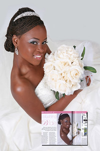 Magazine: Black Beauty & Hair Magazine UK - May 2009