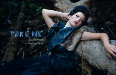 Dark Beauty Magazine Issue 26 Nov 2013