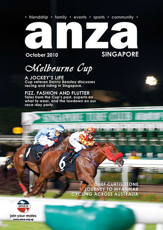 ANZA Oct 2010 Cover