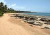 Vacia Talega Beach - east of Playa Pinones
