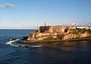 El Castillo San Felipe del Morro (1539) - El Morro - saw its last action in 1898, which ended the Spanish-American War