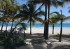 Isla Verde Beach (Green Island Beach) - north island coastline - about 5 mi. (8 km) east of San Juan