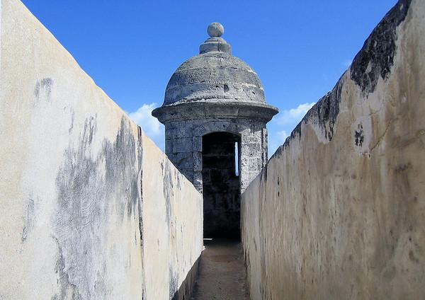 Garita at El Morro