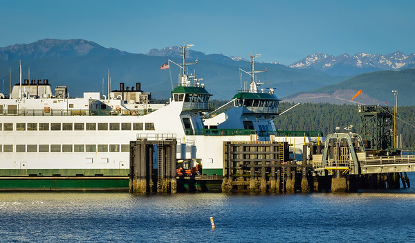 Port Townsend, Wash State Ferry.  My summer travel wish list is getting longer and longer.