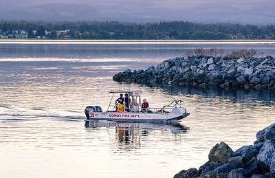 Comox Fire Dept, BC, Canada