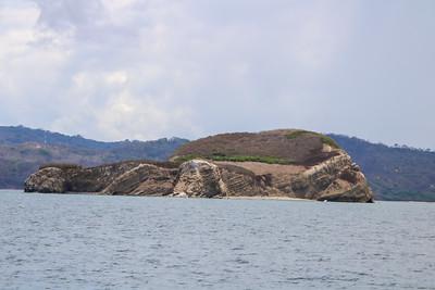 Isla Guayabo, Golfo de Nicoya, Costa Rica