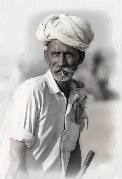 Pushkar and Rajasthan, India