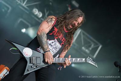 Sepultura - Bloodstock 2015