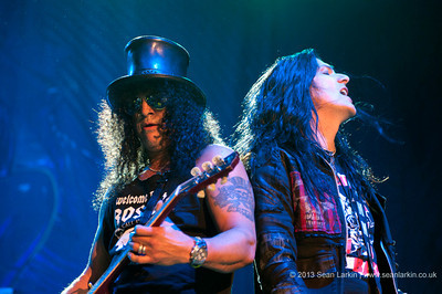 Slash, Myles Kennedy and The Conspirators