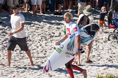Owen Wright The Quiksilver Pro Long Beach New York