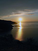 Sunrise over the St. Lawrence River - at the Baie du Moulin a Baude - Saguenay Fjord National Park - Quebec