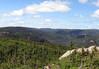 Lac Pioui - from Mont du Lac des Cygnes - Grand Gardens National Park - Quebec