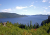 From L'Anse Saint Jean - eastward down the Saguenay Fjord and River - to the island of Gross Grosse Isle - Saguenay Fjord National Park - Quebec
