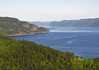 Northwestward up the Saguenay Fjord and River - Saguenay Fjord National Park - Quebec
