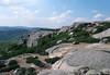 Trail to Mont du Lac des Cygnes - Grand Gardens National Park - Quebec