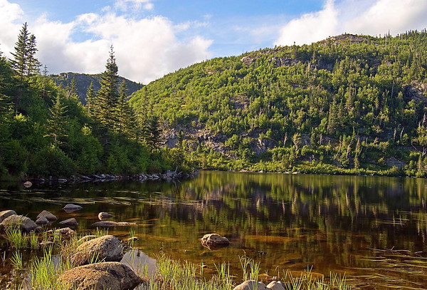 Lac Georges - Great Gardens National Park - Quebec
