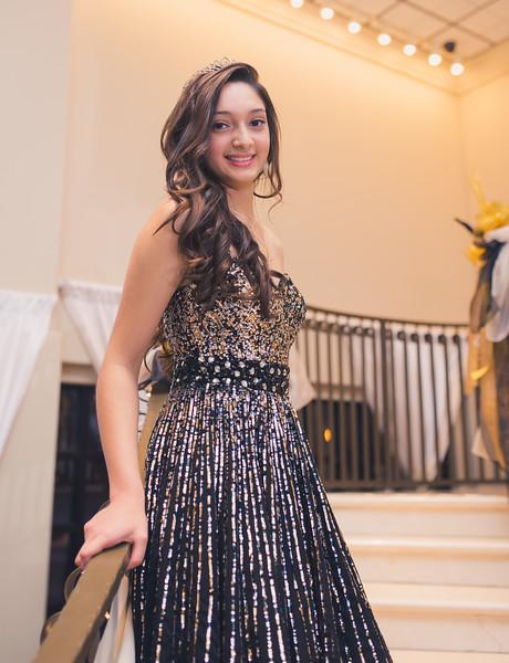 Gabriela Sweet 16