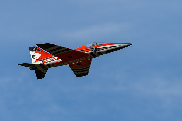 Shickwave RC Jet