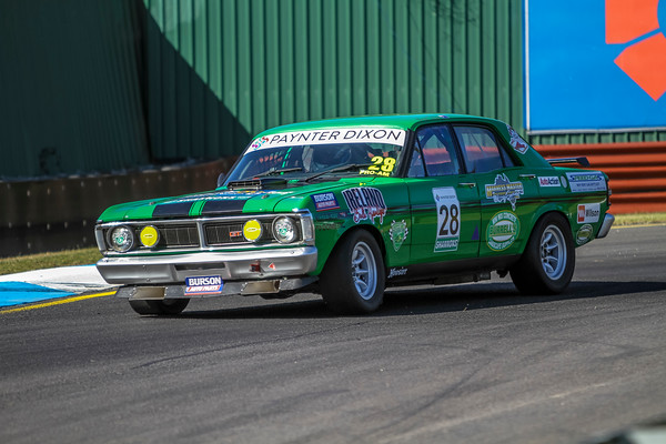 Rabble.Club  Virgin Australia Supercars Sandown 500 - Touring Car Masters