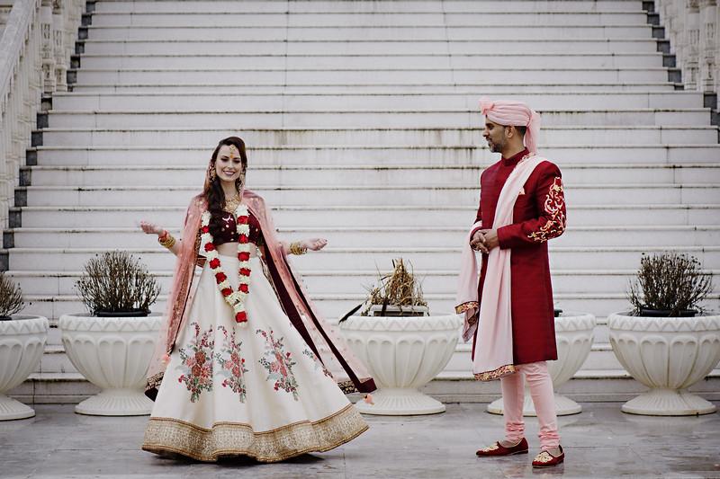 Rahul and Daniela Wedding - Day 1