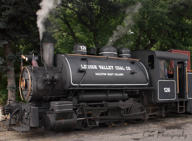 Lehigh Valley Coal 126 in Lebanon, Ohio