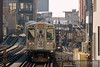 "The CTA's Midway train heads back into the downtown Chicago Loop.  Travis Dewitz <a href=""http://www.therailroadcollection.com/latest-works/"" target=""_blank"">The Railroad Collection</a>"