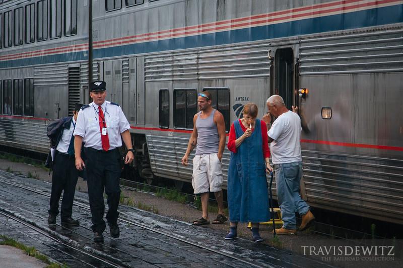 No. 7616 - Amtrak - Winona, Minn.