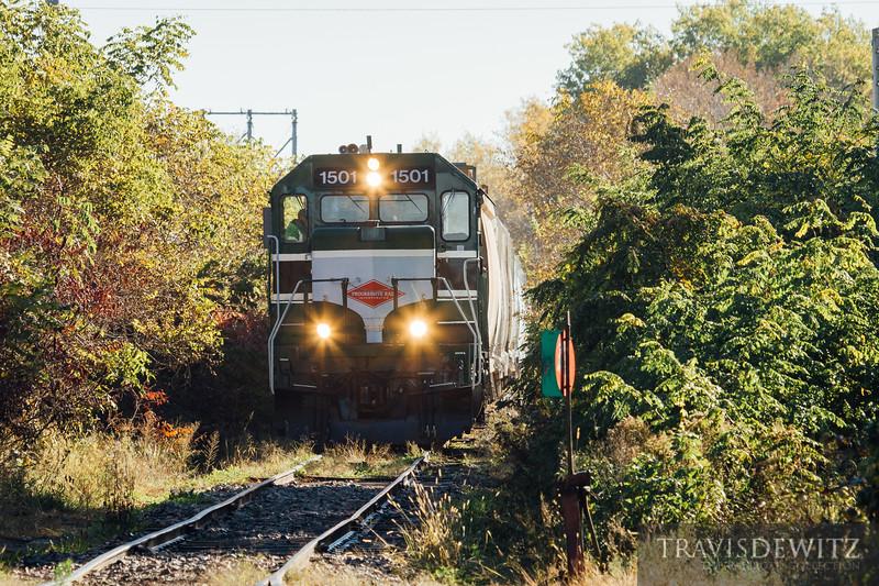 No. 9783 - Wisconsin Northern - Barron, Wis.