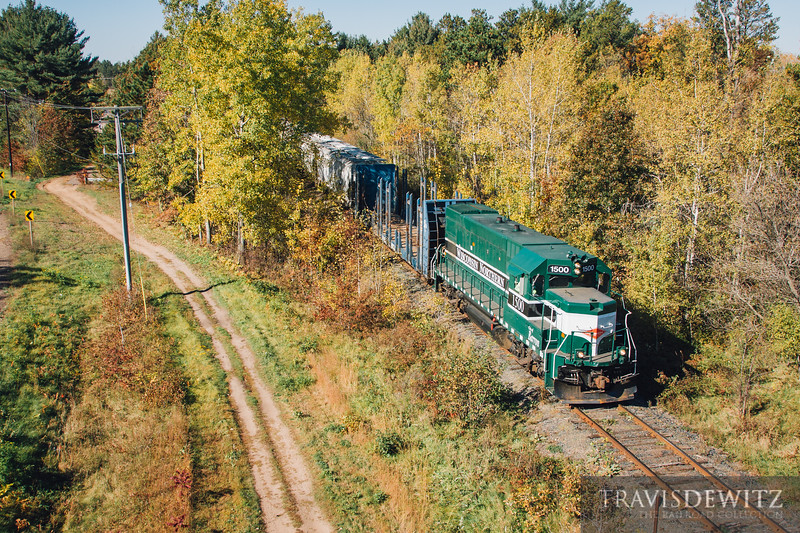No. 2703 - Wisconsin Northern - Cameron, Wis.