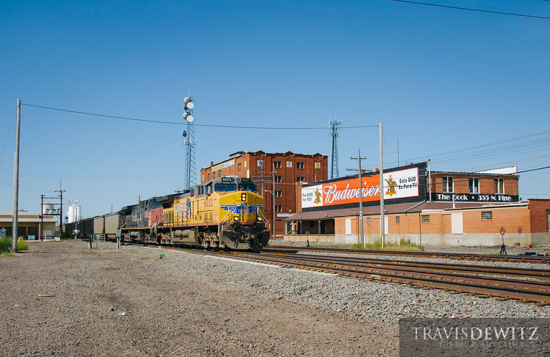 No. 8324 - Union Pacific - Grand Island, Neb.